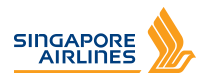 Singapore Airlines 新加坡航空